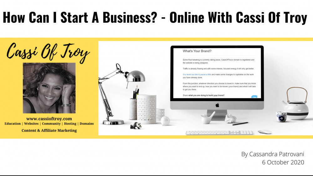How Can I Start A Business?