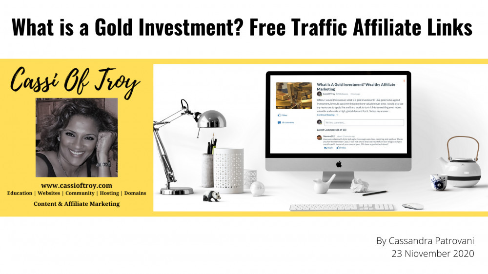 What is a Gold Investment?
