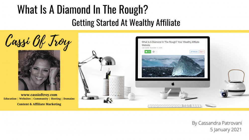 What is a Diamond in the Rough?