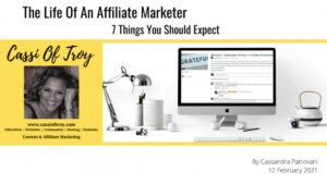 The Life Of An Affiliate Marketer