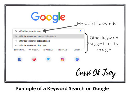 What is Jaaxy Keyword Tool; How to Search Keywords