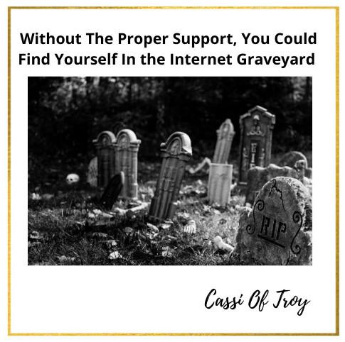 The Internet Graveyard