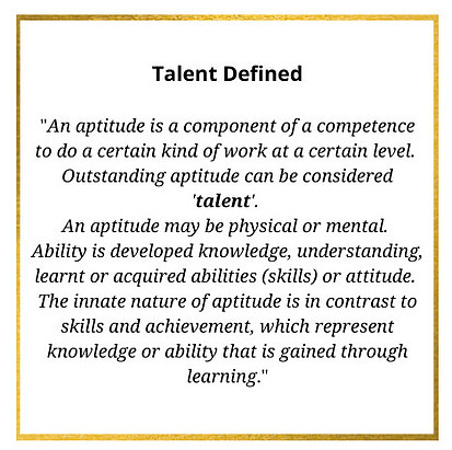 Cassi Of Troy Talent Defined