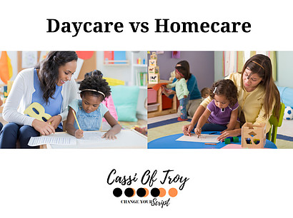 How Do Single Moms Afford Daycare - Cassi Of Troy